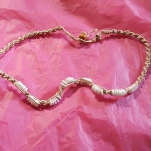 Beautiful rope necklace